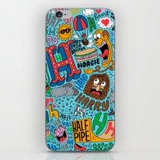 H Pattern iPhone & iPod Skin
