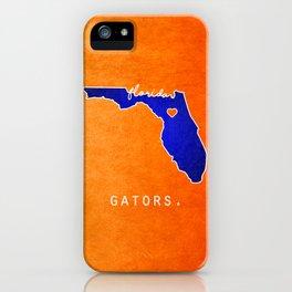 Gators iPhone Case
