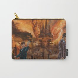 Saviour of Gallifrey Carry-All Pouch
