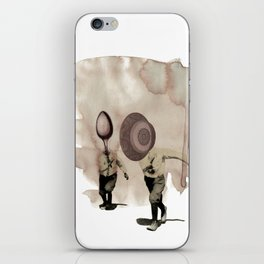 hey diddle diddle 5 iPhone Skin
