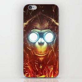 Monksmith II iPhone Skin