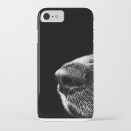 Sneaky Dog iPhone Case