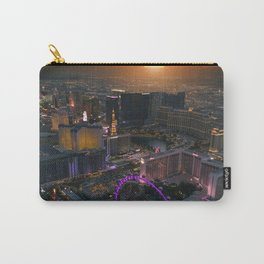 Sunset in Vegas Carry-All Pouch
