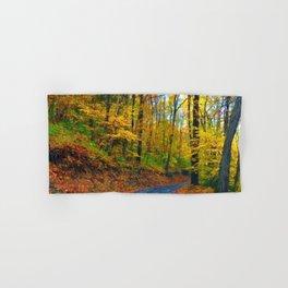 Autumn in Pennsylvania Hand & Bath Towel