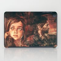 road iPad Cases featuring The Road Less Traveled by Alice X. Zhang