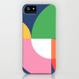 Abstract Geometric 15 iPhone Case