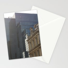Concrete,Glass and Brick Stationery Cards
