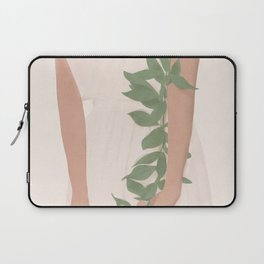 Holding on to a Branch Laptop Sleeve