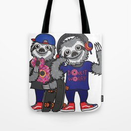 Sloth life Tote Bag