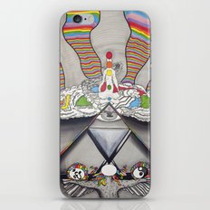 enlightenment iPhone & iPod Skin