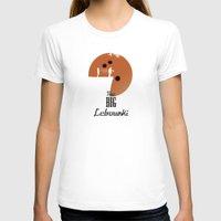 big lebowski T-shirts featuring The Big Lebowski by Green Tusk