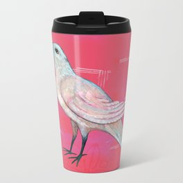 Song of the Dove Metal Travel Mug