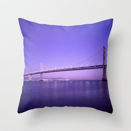 the bridge 4 sky Throw Pillow