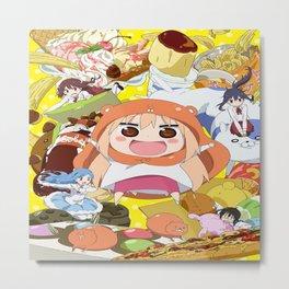 Himouto! Umaru-chan 19 Metal Print