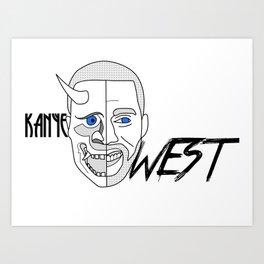 POWERt Art Print