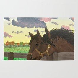 Kentucky Sunrise Rug