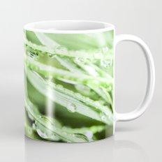 After The Rain - Green Macro Mug