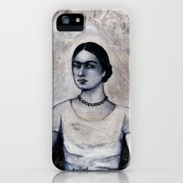 Drowning Sorrows  iPhone Case