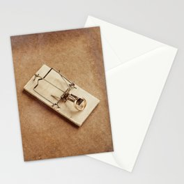 Just a Matter of Time Stationery Cards