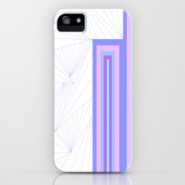 Pattern Number One iPhone Case