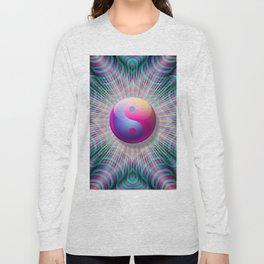 Taijitu Fission Long Sleeve T-shirt