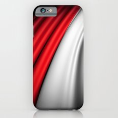 flag of Poland iPhone 6s Slim Case