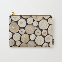 WOOD COLLECTION Carry-All Pouch