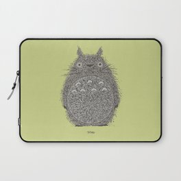 Avocado Totoro Laptop Sleeve