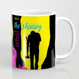 THE FILMS OF KUBRICK :: THE SHINING Coffee Mug