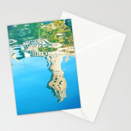 Venetian Reflection Stationery Cards