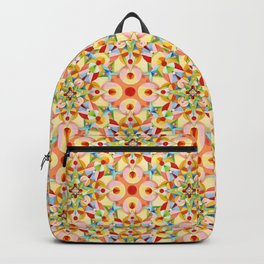 Tangerine Confetti Backpack