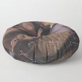 Sight Floor Pillow