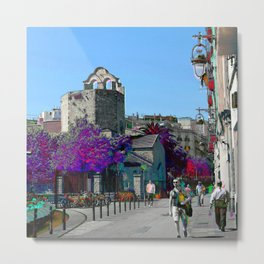 Could it ever be considerate to loathe wonderment? Metal Print
