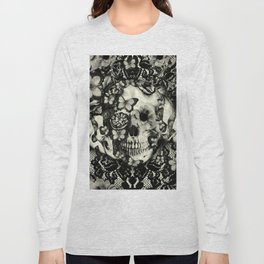 Victorian Gothic Long Sleeve T-shirt