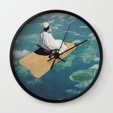 Amigo del Viento Wall Clock