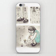 Oh, dandel! iPhone & iPod Skin