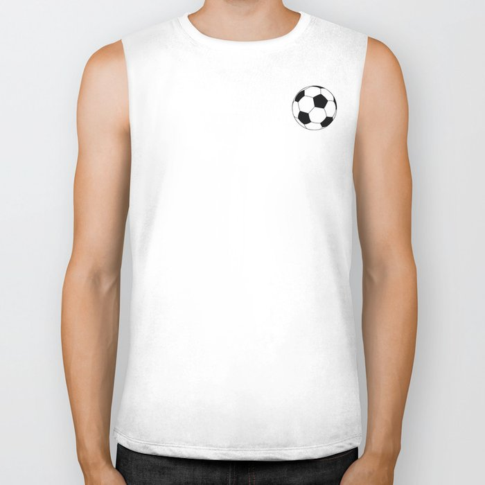 World Cup Soccer Ball - 1970 Biker Tank
