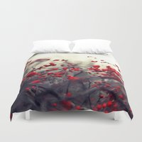 celtic Duvet Covers featuring Celtic Tree by Maioriz Home