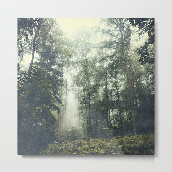 Jungle II Metal Print