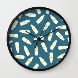 Ron Swanson Hates Lying Wall Clock