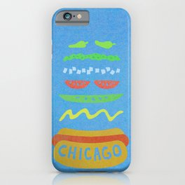 Hot Dogs! Re-do iPhone Case