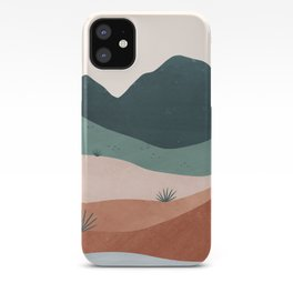 terra serena iPhone Case