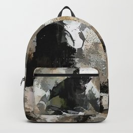 Down and Dirty! - Motocross Racer Backpack