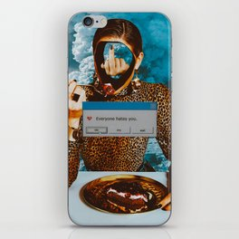 BULIMIA iPhone Skin