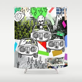 Social Function - 1 Shower Curtain