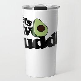 Let's AVO Cuddle Travel Mug