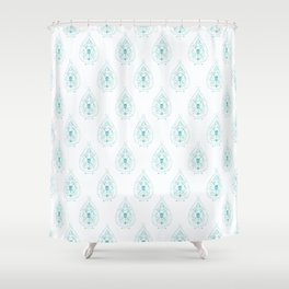 Paisley is Dead Shower Curtain