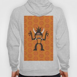 3 Eye Monster Hoody