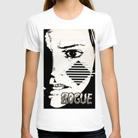 rogue T-shirts featuring Rogue by Joellart