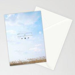 you never walk alone  Stationery Cards